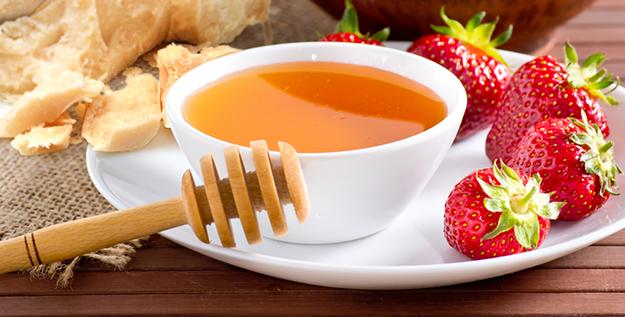 fragole e miele