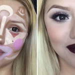 bella de lune clown contour