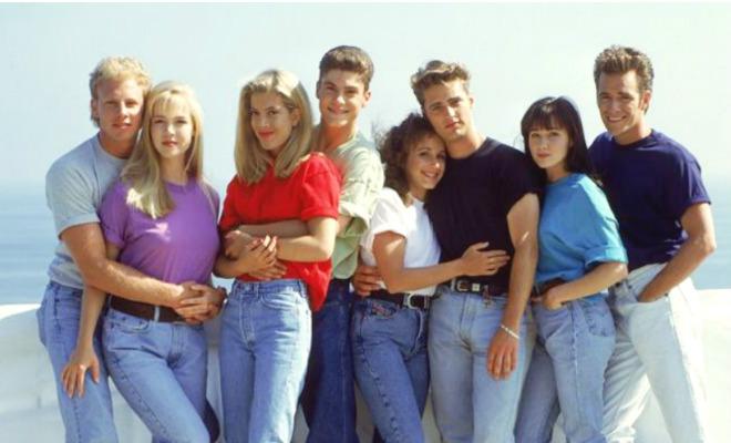 jeans vita alta anni 90