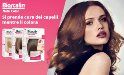 colore capelli NutriColor bioscalin