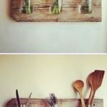 Pallet riciclo creativo