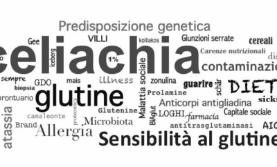 celiachia sensibilità glutine