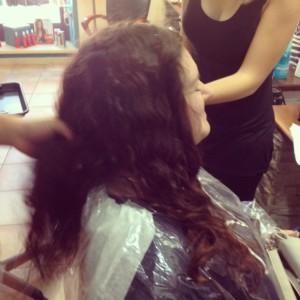 the first shampoo lisciante sweet hair